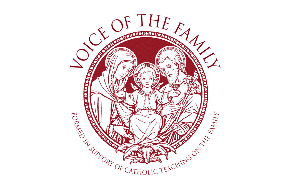 New Voice of the Family logo
